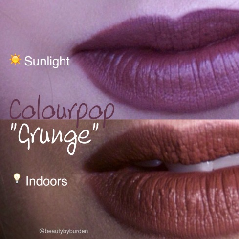 colourpopGRUNGE